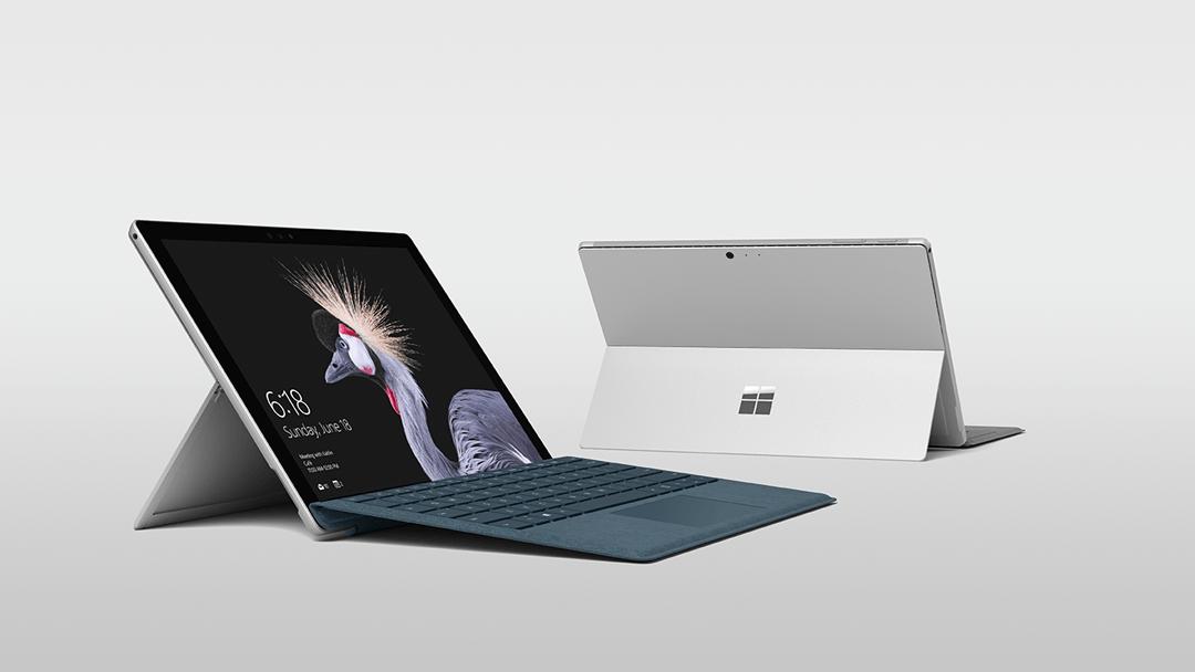 Surface Pro czy Surface Laptop? Podpowiadamy, dla kogo są nowe maszyny Microsoftu