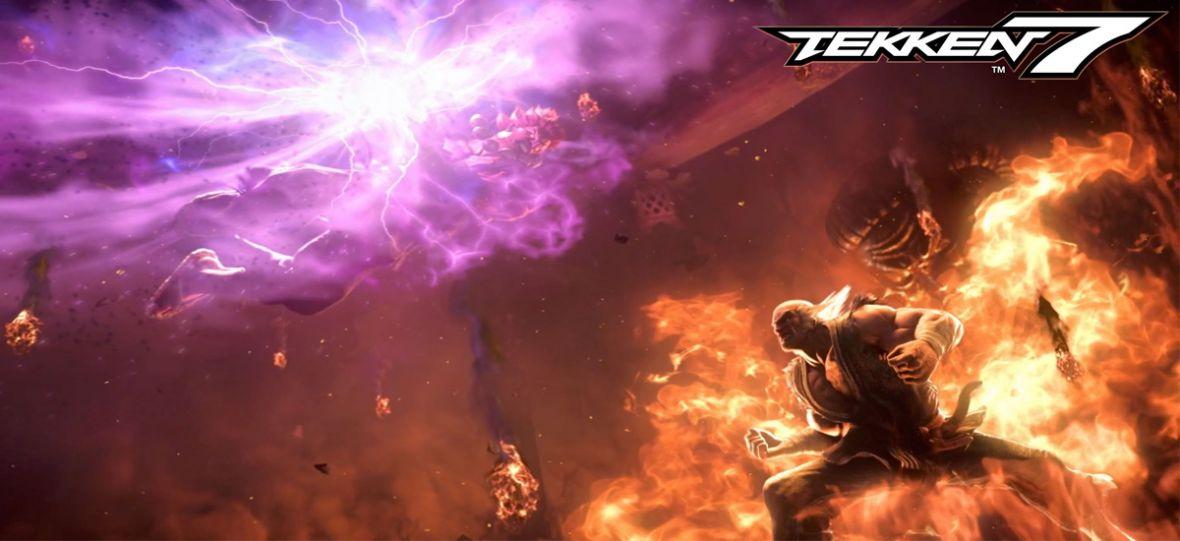 Zagrałem w Tekkena 7 i od razu zamówiłem swój przedpremierowy egzemplarz
