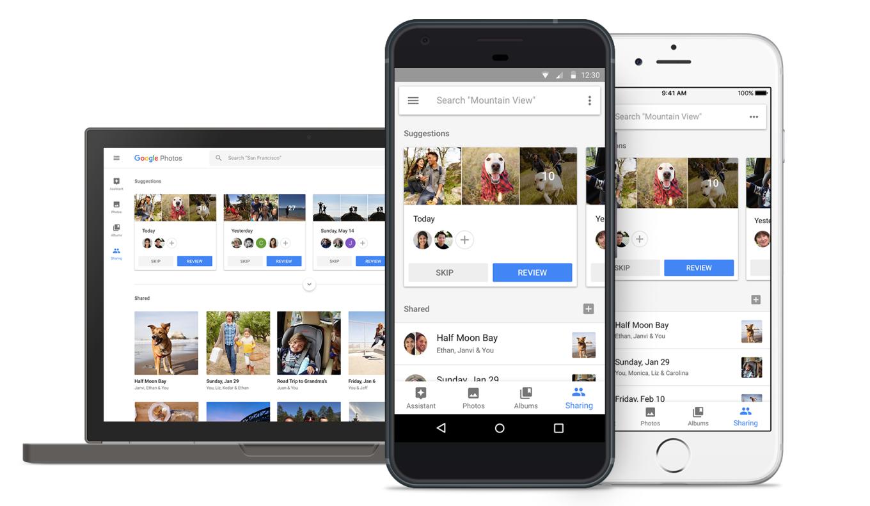 Zdjęcia Google - nowości na konferencji I/O 2017