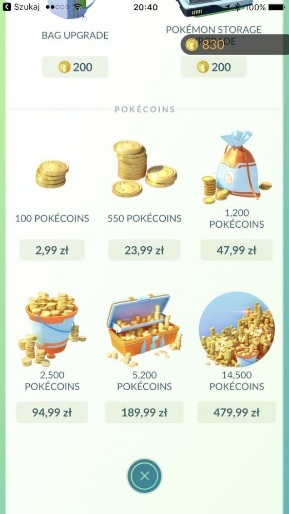 Zmiana cen z euro na złotówki w App Store