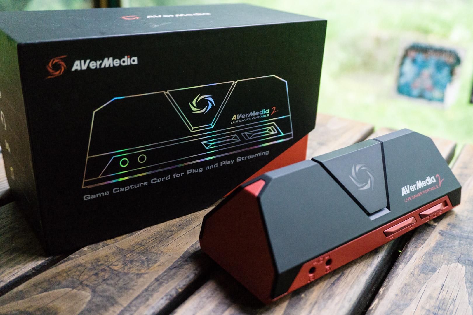 Avermedia live gamer portable 2 recenzja spider 39 s web for Gamer v portable