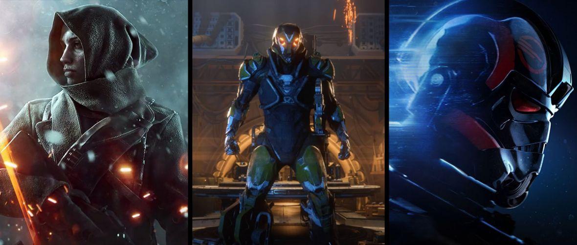 EA Play na E3 2017 – wszystkie zwiastuny nowych gier Elektroników w jednym miejscu
