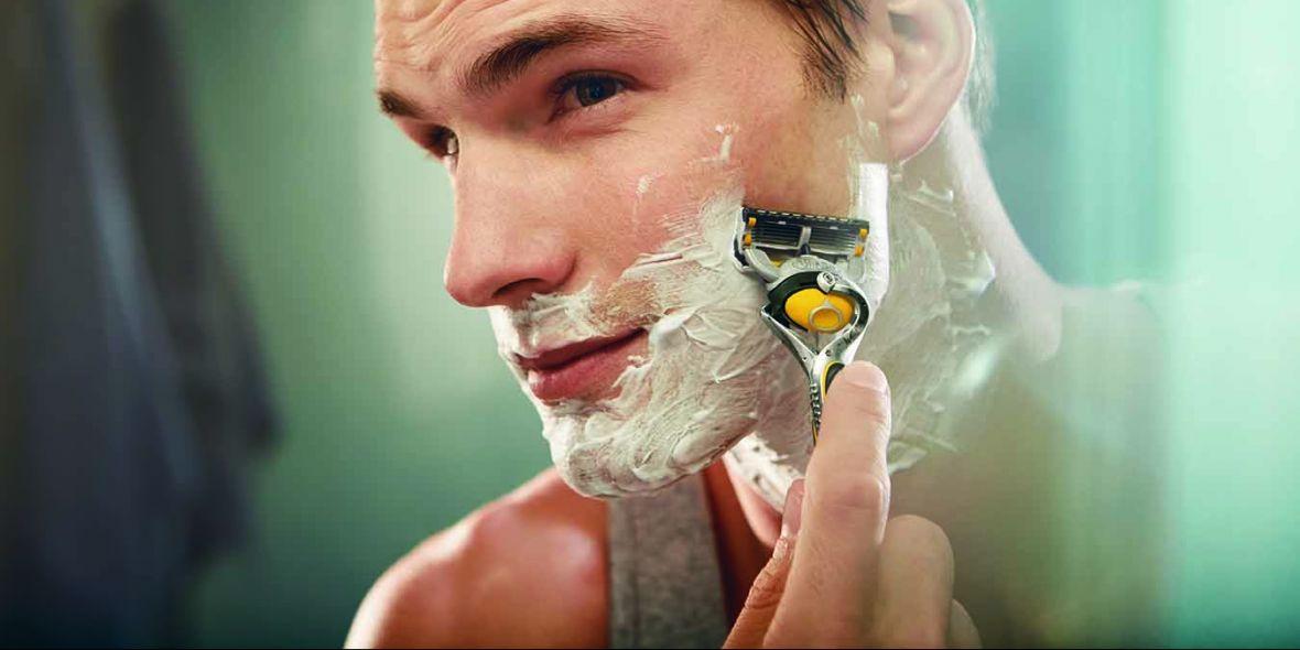 """Ta maszynka do golenia """"myśli"""" za ciebie. I jest nafaszerowana technologiami"""