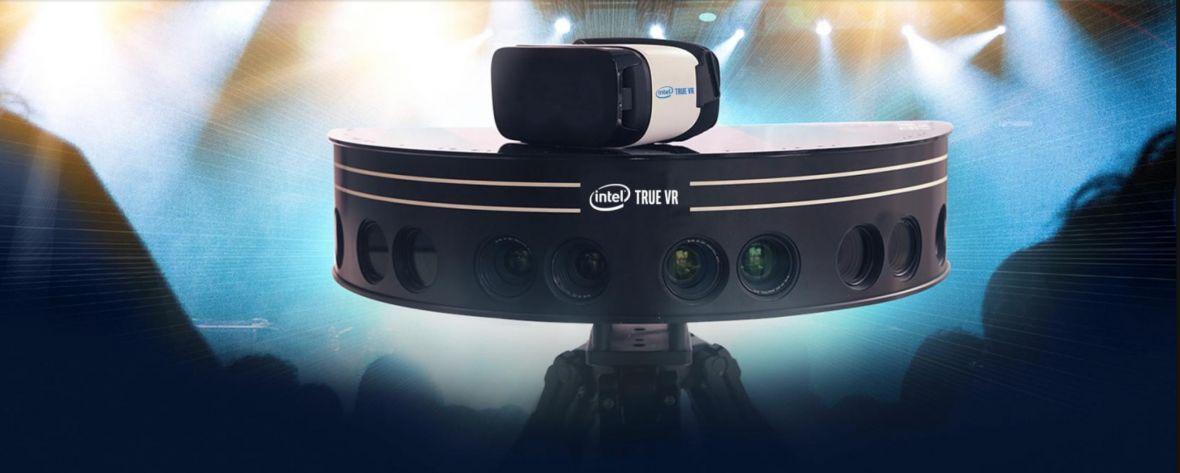 Intel już wie, jak będziesz oglądać koncerty i wydarzenia sportowe