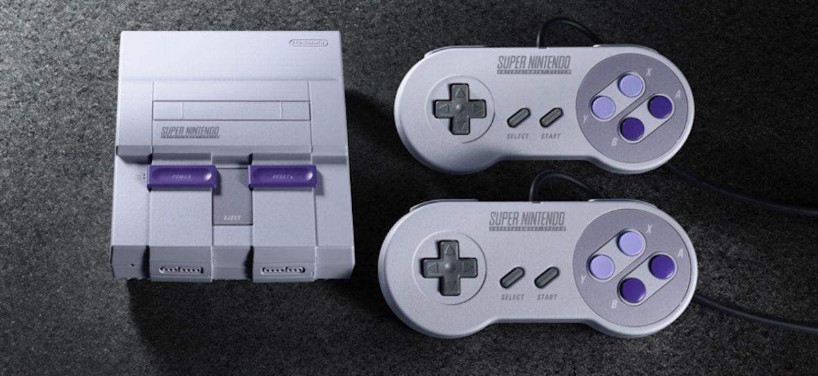 Najlepszy prezent, jaki można sprawić graczowi. Nintendo oficjalnie prezentuje konsolę SNES Classic