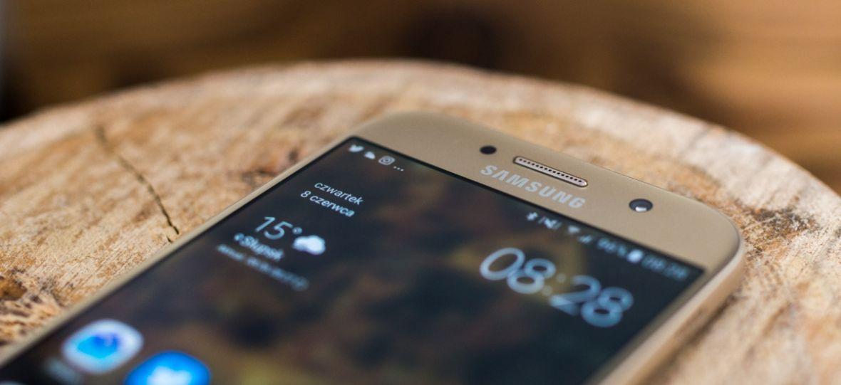 Samsung uważa, że chcesz sprawdzić jego przeglądarkę na smartfonie innym niż Galaxy. I teraz możesz