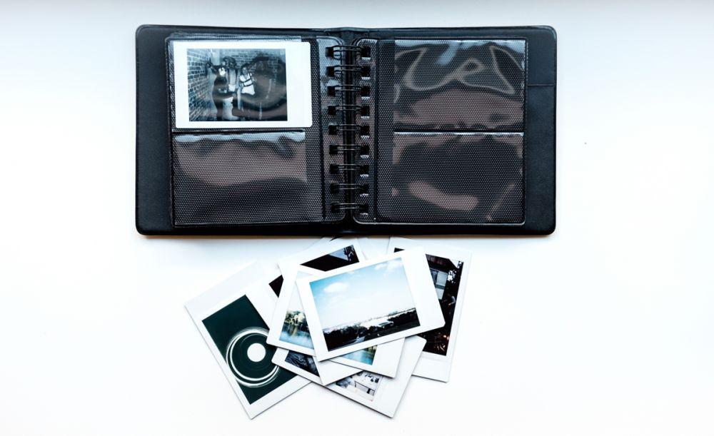 Zdjęcia z instaksa i album specjalnie dla nich przeznaczony