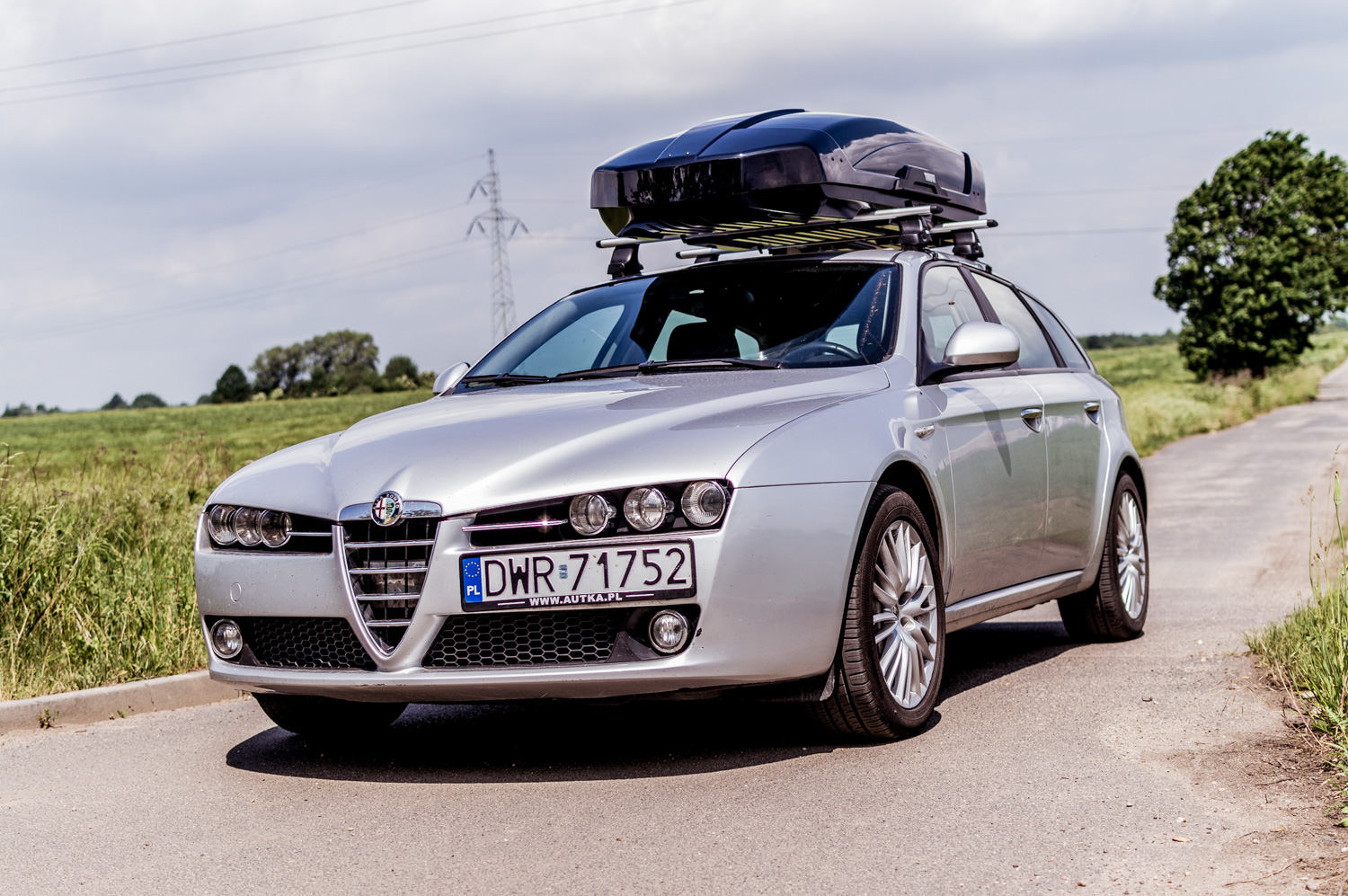 Alfa Romeo Thule Motion Xt Xl on Alfa Romeo C Spiders