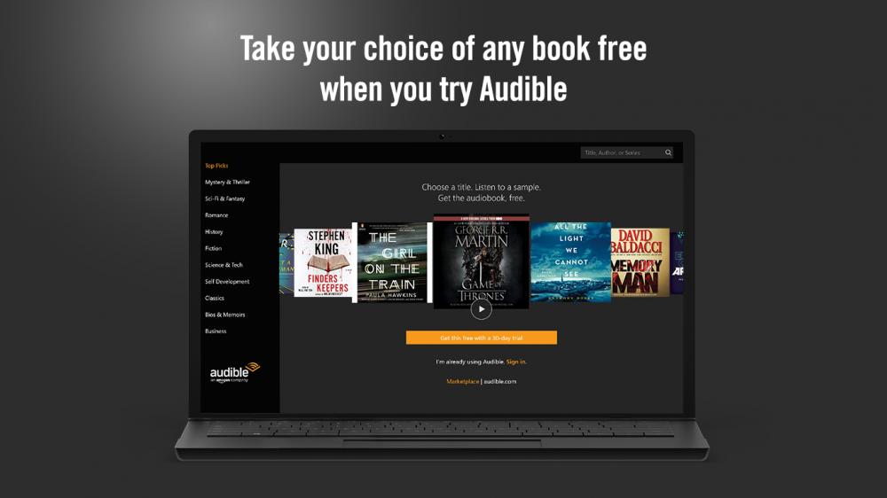 Amazon Audible