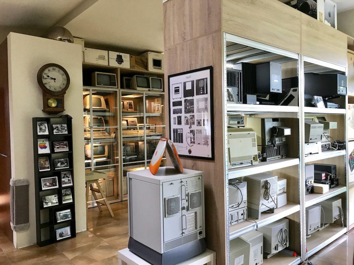 40 lat historii komputerów w jednym miejscu. Pierwsze w Polsce Apple Muzeum – relacja Spider's Web