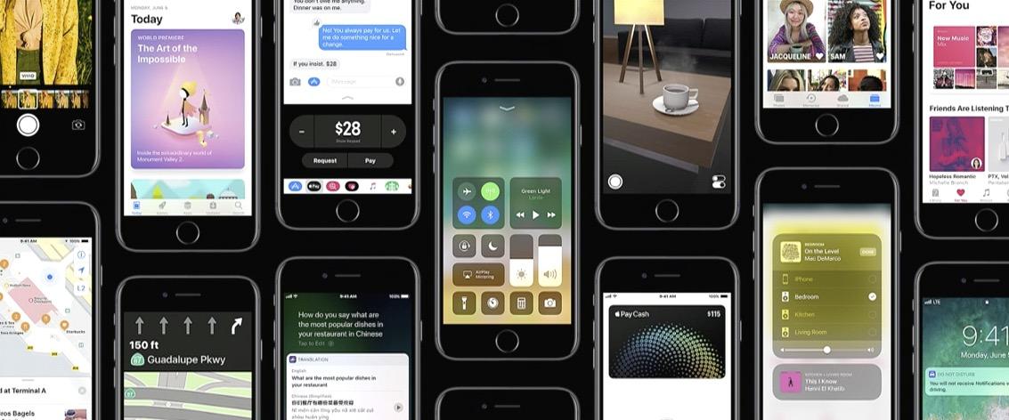 iOS 11 – oto wszystkie nowości dla posiadaczy iPhone'ów