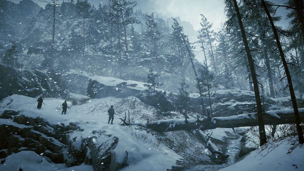 Battlefield 1 EA Play DLC W imię cara Lupkow Pass