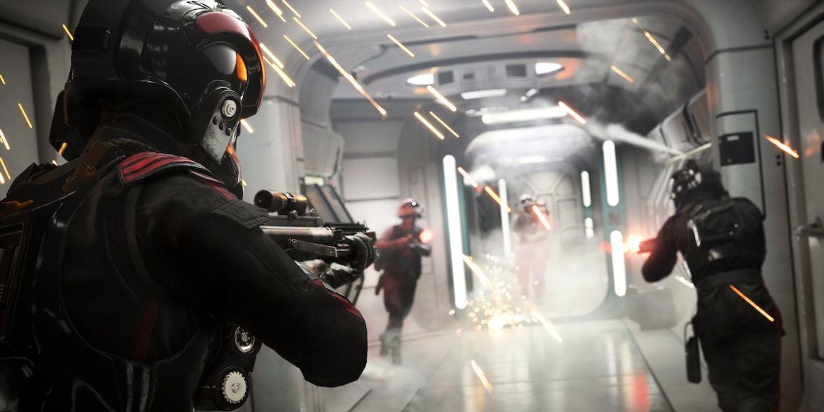 Byłem na zamkniętym pokazie kampanii do Star Wars Battlefront II – jest Moc