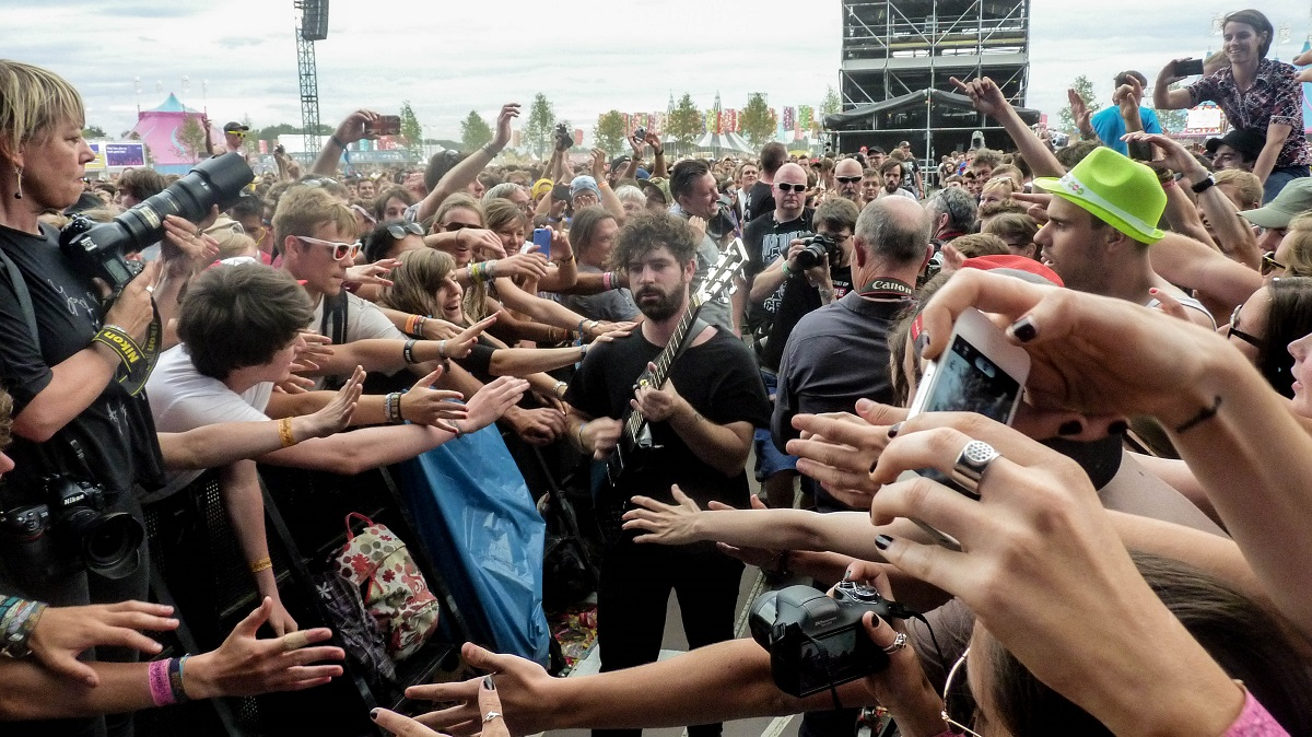Płacenie - festiwale muzyczne