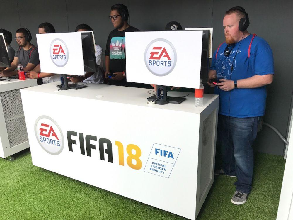 FIFA 18 EA Play
