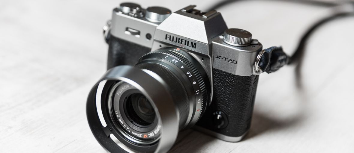 Klasyka w nowym wydaniu. Fujifilm X-T20 – recenzja Spider's Web