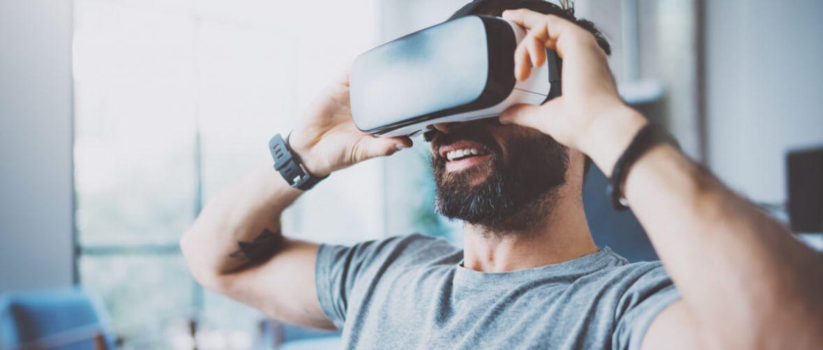 Oglądanie sportu na żywo za pomocą gogli VR? Już za kilka lat może to być możliwe