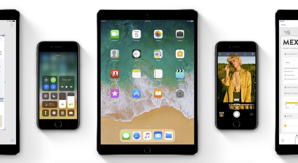 Wszystkie nowości w iOS 11, które znalazłem na iPadzie. Również te, których nie pokazał Apple