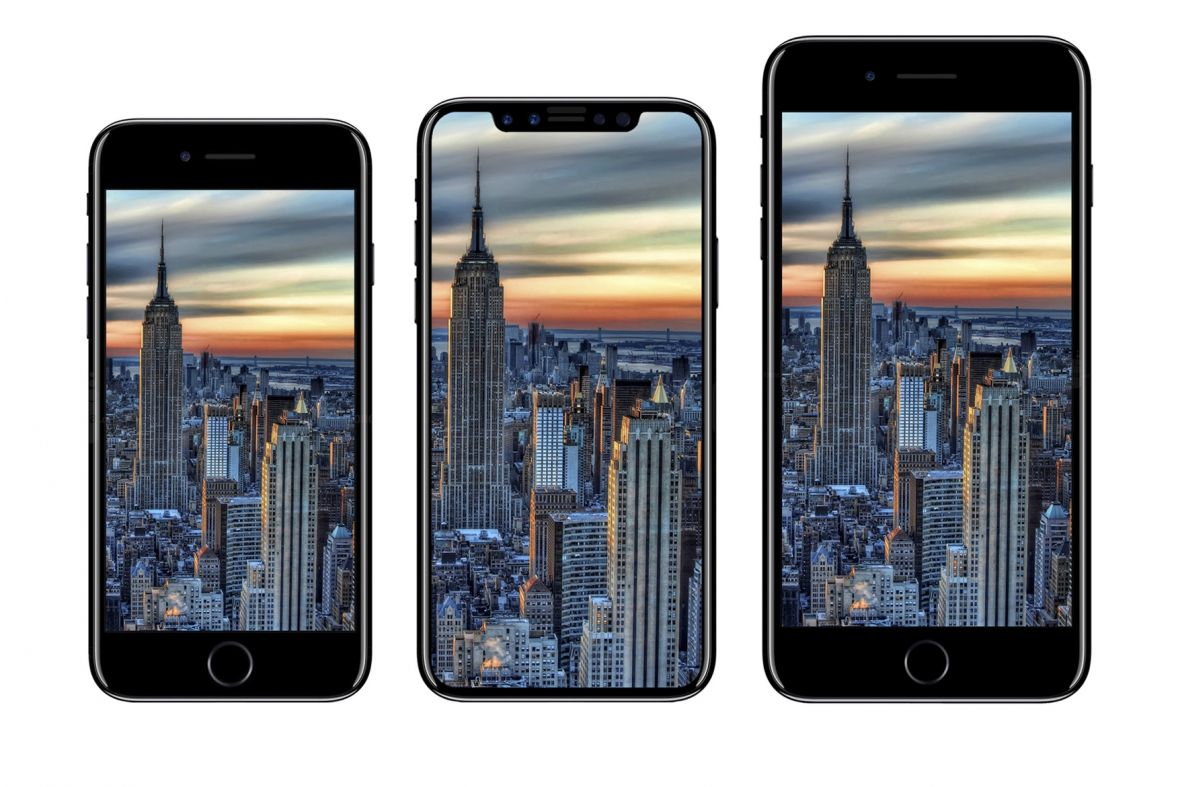 Wygląd iPhone'a 8 nie jest już tajemnicą. Zagadką pozostaje to, jak będzie działał na nim iOS