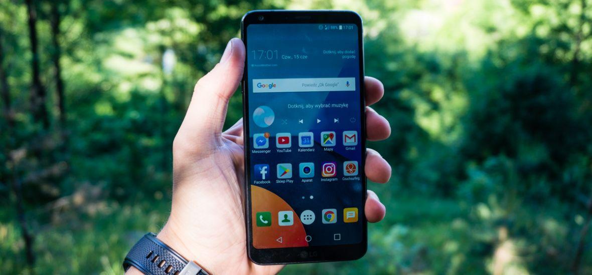 7 rzeczy, które sprawiają, że LG G6 to idealny smartfon na wakacje