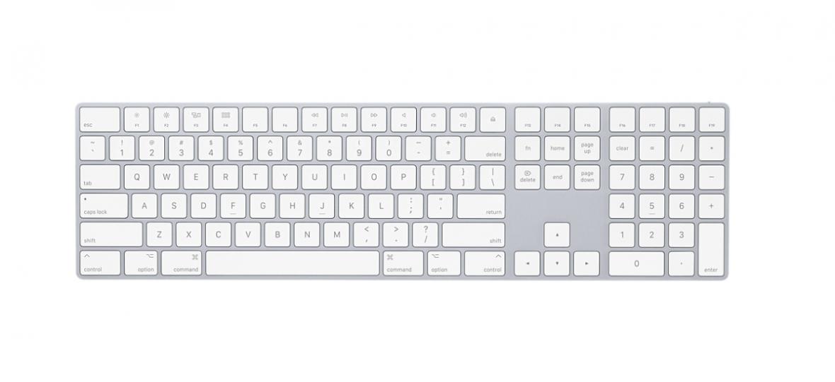 Apple w końcu ma pełnowymiarową klawiaturę bez ogonka. To Magic Keyboard z polem numerycznym