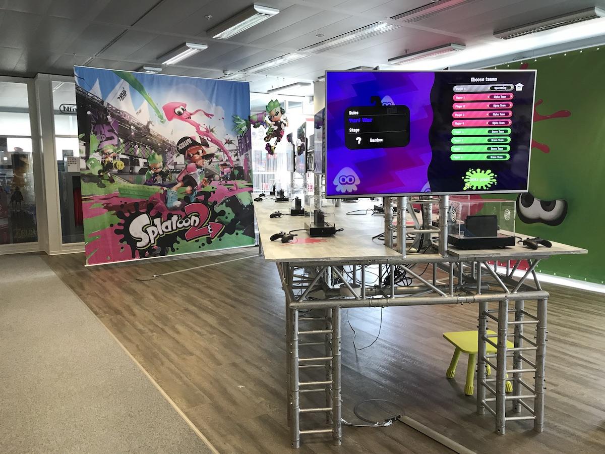 nintendo post-e3 event siedziba de switch