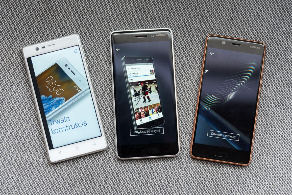 Legenda powraca! Nokia wprowadza do sprzedaży trzy nowe smartfony. Znamy polskie ceny