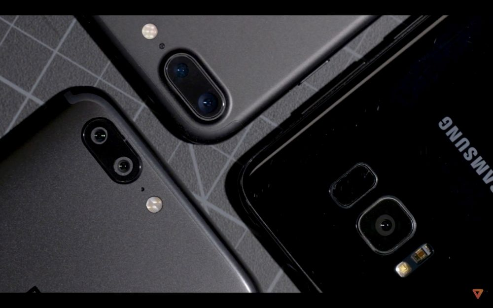 OnePlus 5 podwójny aparat