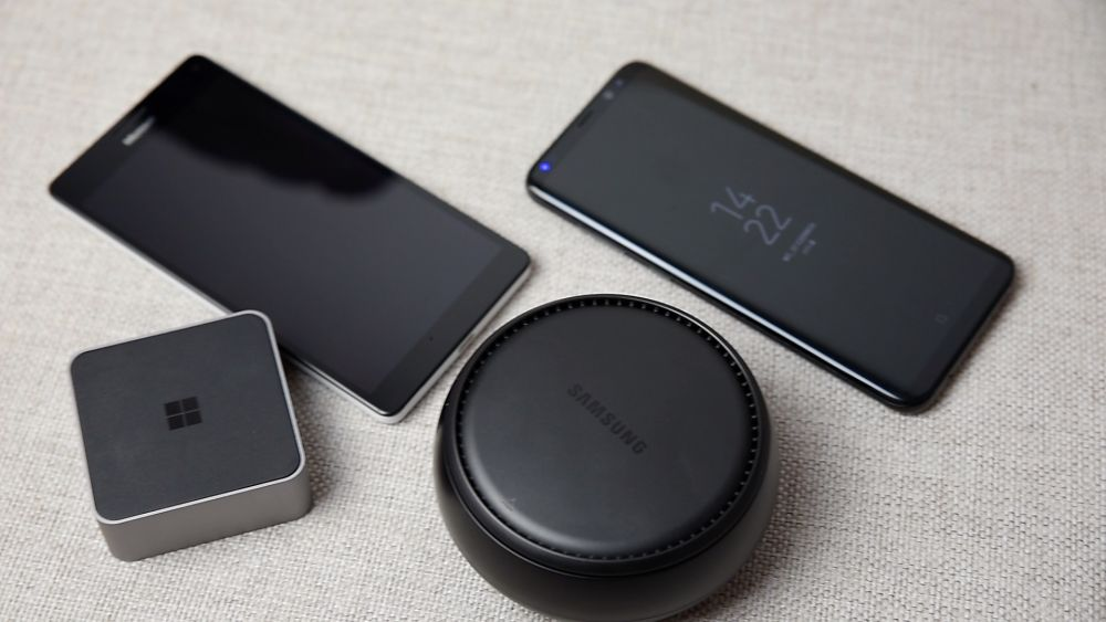 Samsung DeX recenzja
