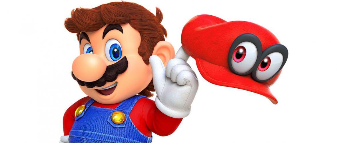 Zbierałem złote monety i rzucałem czapkąw rakiety: Super Mario Odyssey – pierwsze wrażenia Spider's Web