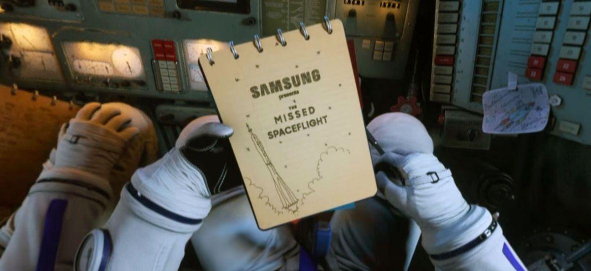 Samsung wysłał mnie na wirtualną misję kosmiczną, którą zapamiętam na długo