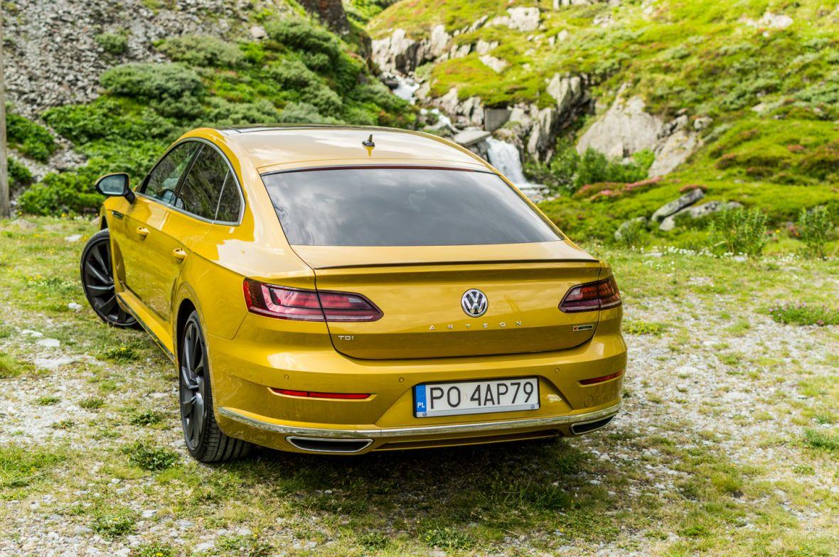 9 świetnych detali Volkswagena Arteona. I 3… trochę mniej świetne