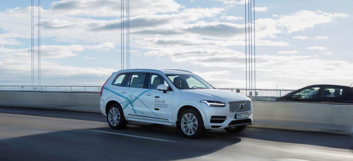 Volvo i Nvidia łączą siły. Razem stworzą autonomiczny superkomputer na kółkach