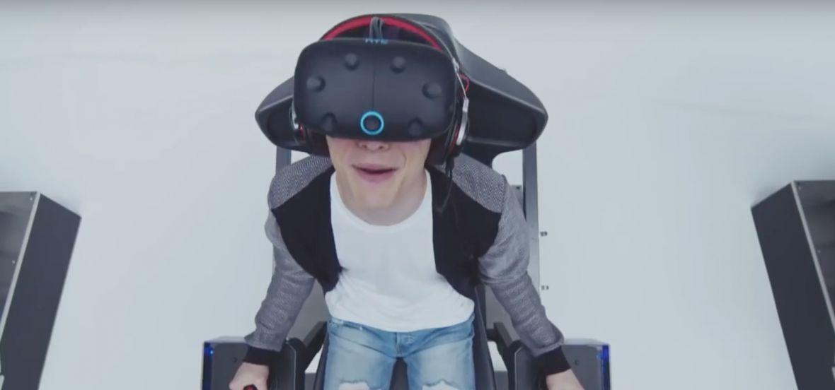 O ironio. W najlepszą grę wirtualnej rzeczywistości nie zagrasz ani na PSVR, ani na HTC Vive, ani na Oculusie