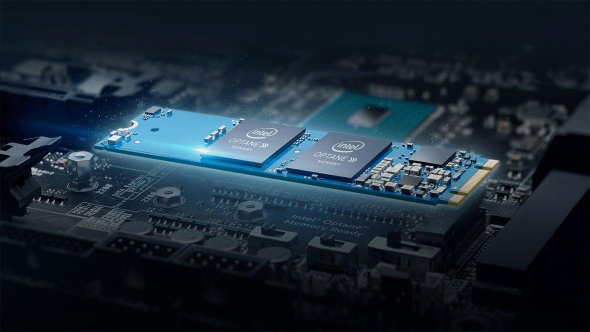 Dzięki Intel Optane nawet zwykły dysk twardy będzie wydajny jak SSD