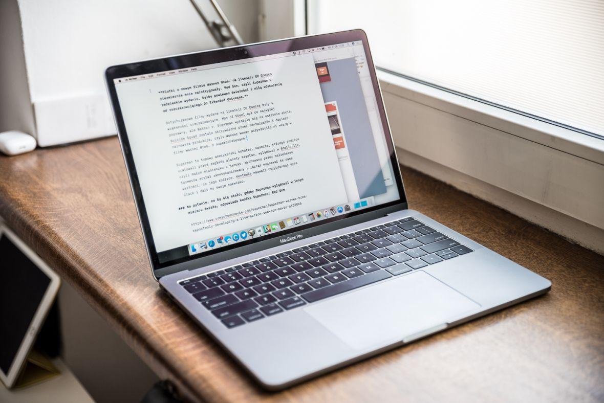 Apple szykuje nowości  W tym MacBooka Pro z 16-calowym ekranem