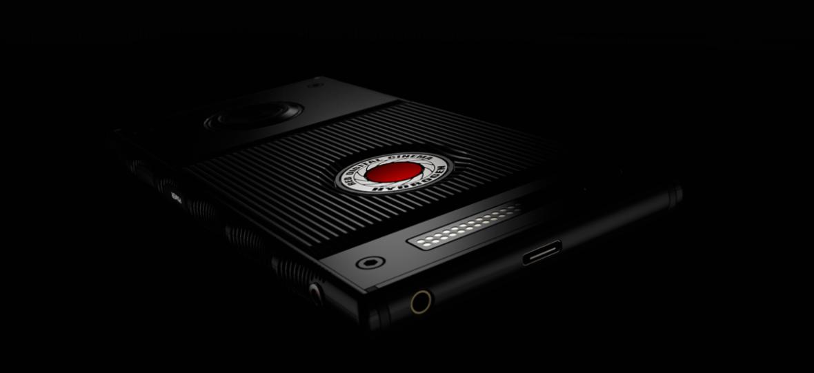 RED Hydrogen z holograficznym wyświetlaczem na pierwszym filmie