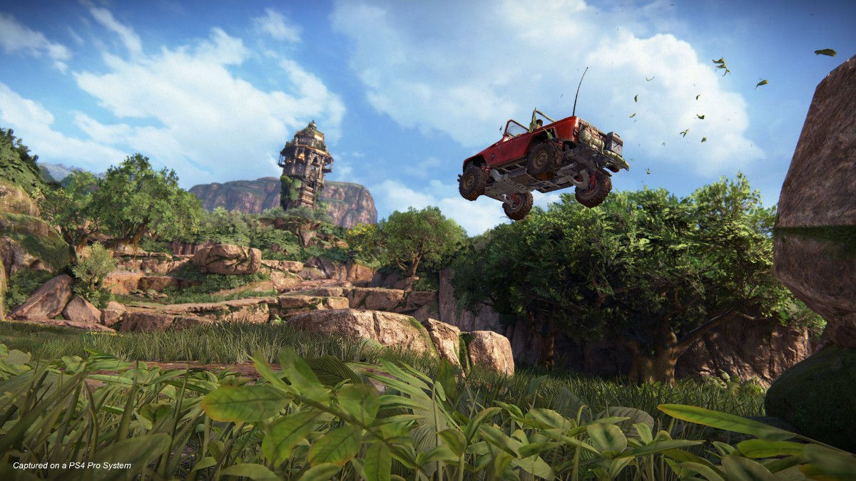 Uncharted: Zaginione Dziedzictwo to bardzo filmowa gra. I to jest komplement.