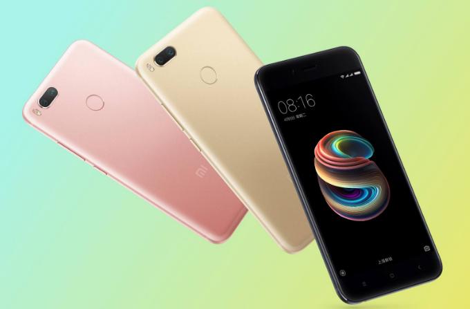Xiaomi Mi5X już oficjalnie. Porządny średniak z aparatem godnym najlepszych smartfonów
