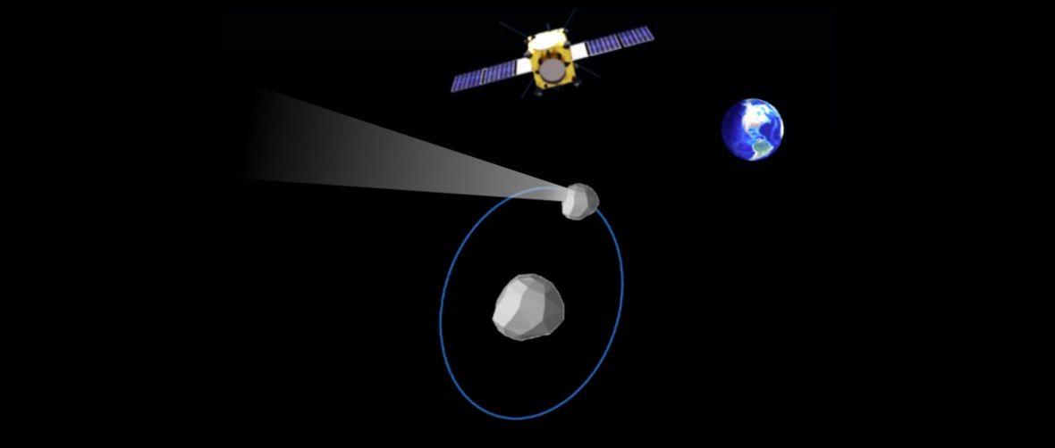 Sonda kosmiczna wielkości lodówki ma szansę zostać strażniczką Ziemi