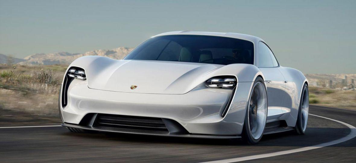 Mission E to dopiero początek. Wkrótce co drugie nowe Porsche będzie na prąd