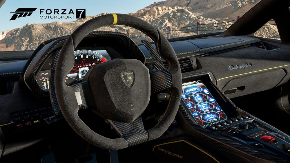 Forza Motorsport 7 grafika