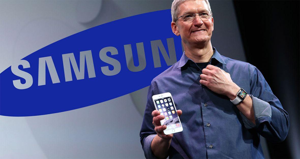 Apple zrobi wiele, aby na iPhonie przestał zarabiać największy rywal – Samsung