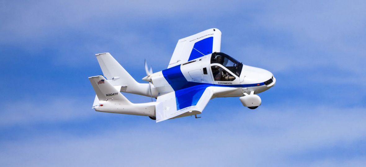 A co byście powiedzieli na… latające Volvo?