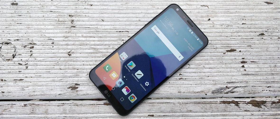 Taki G6, tylko skromniejszy. LG Q6 – pierwsze wrażenia Spider's Web