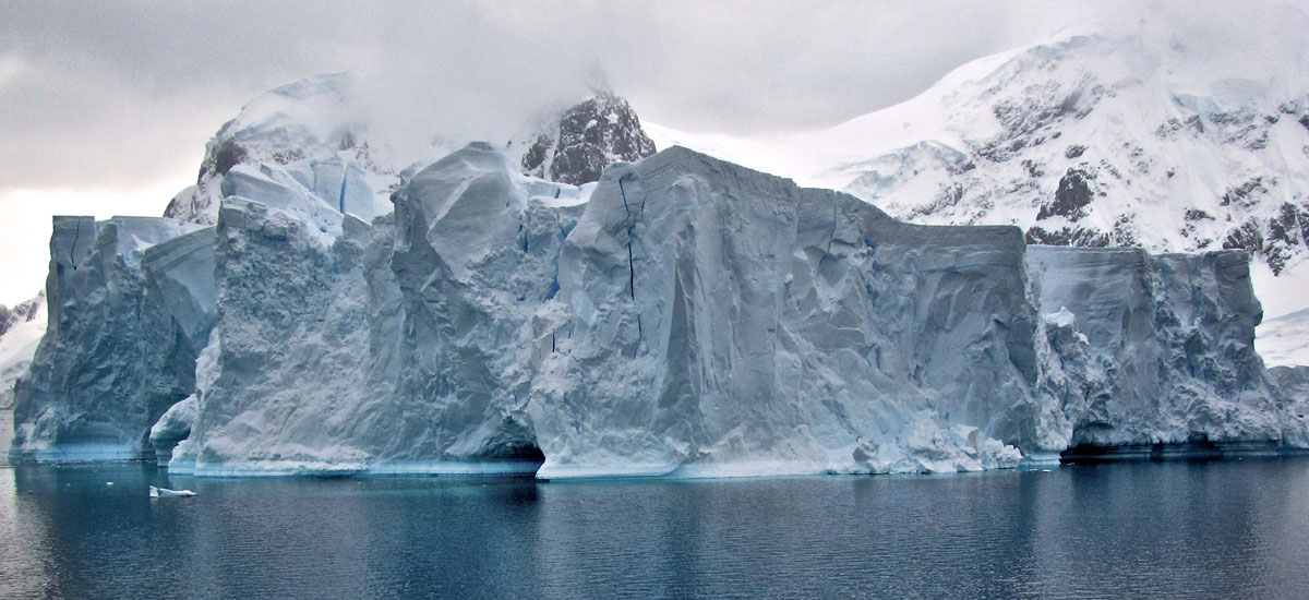 We have a new problem. Glaciers in Antarctica are melting at a record pace
