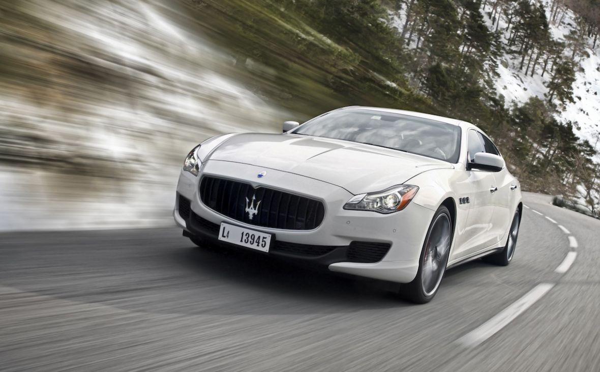 Prąd z Włoch. Maserati szykuje siędo pełnej elektryfikacji swojej oferty