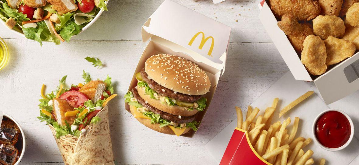 W Warszawie Big Maca zamówisz z dostawą do domu