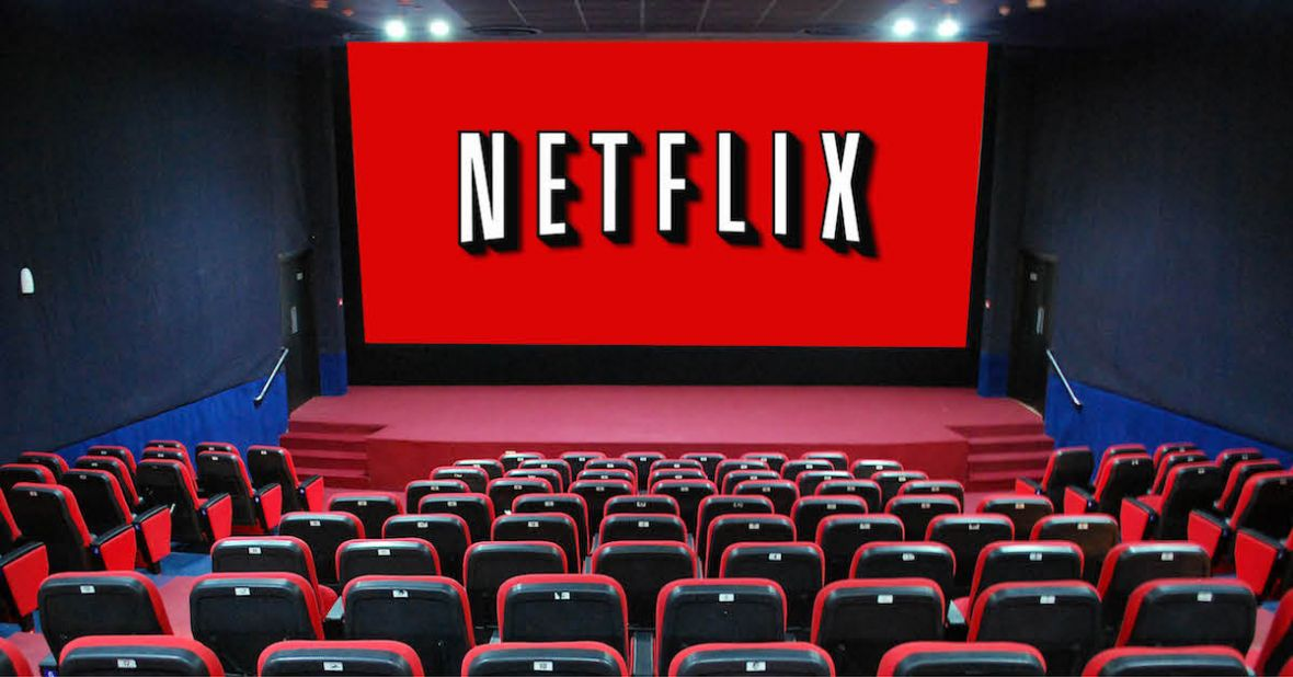 Netflix idzie po kina. Czy ktoś może mieć jeszcze jakieś wątpliwości?