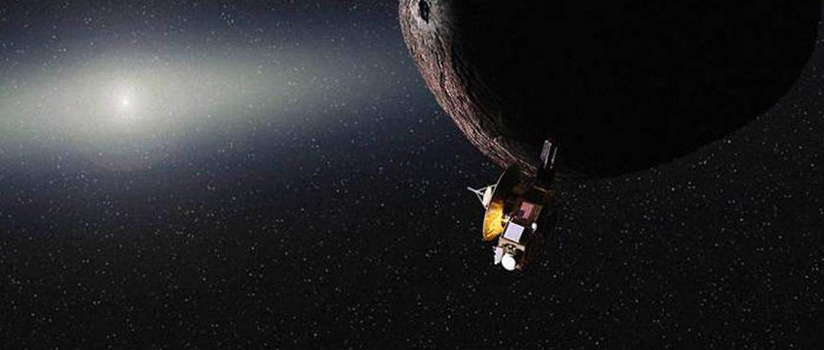 Rekord Voyagera pobity. Sonda New Horizons przysłała najdalej wykonane od Ziemi zdjęcie
